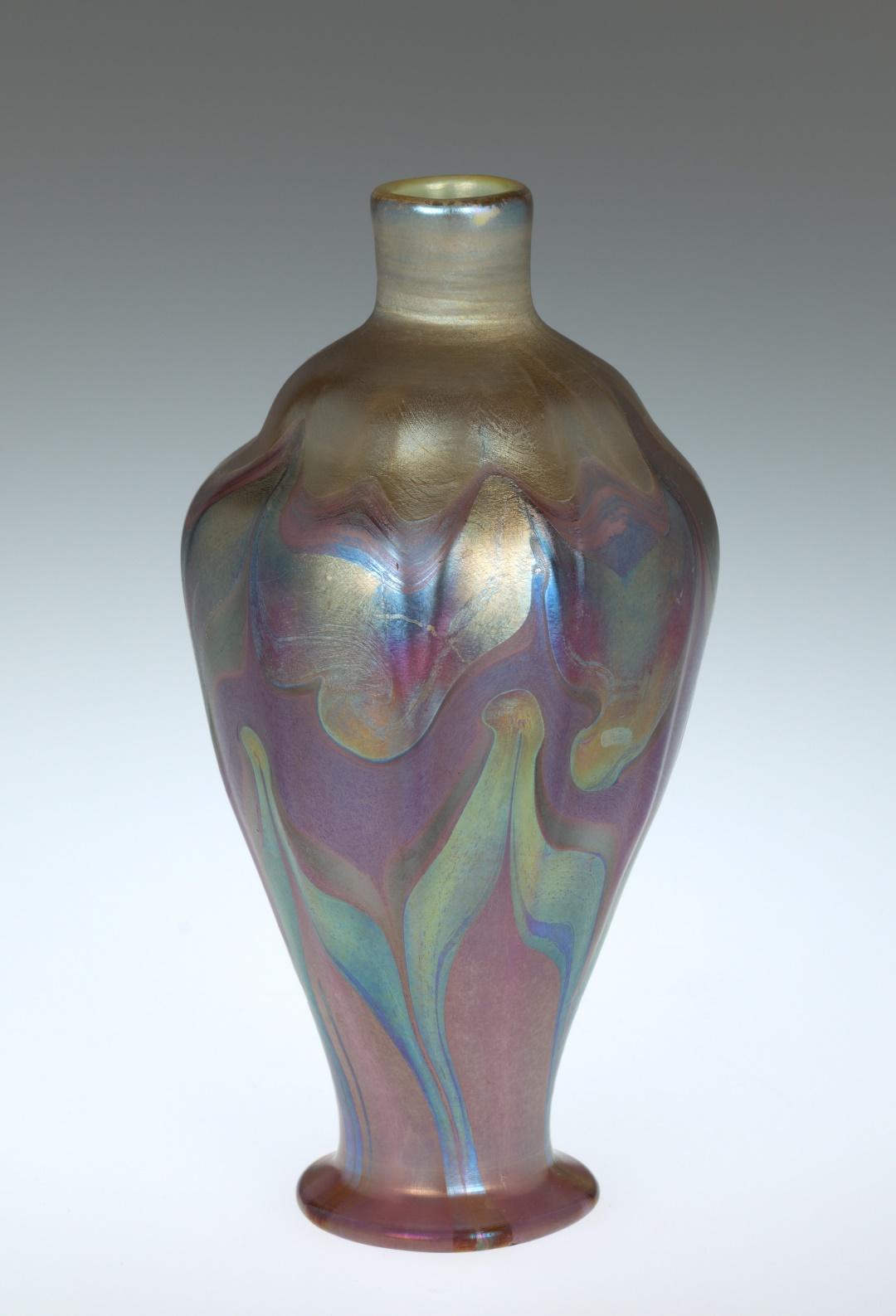 Tiffany Vase, 1905-10