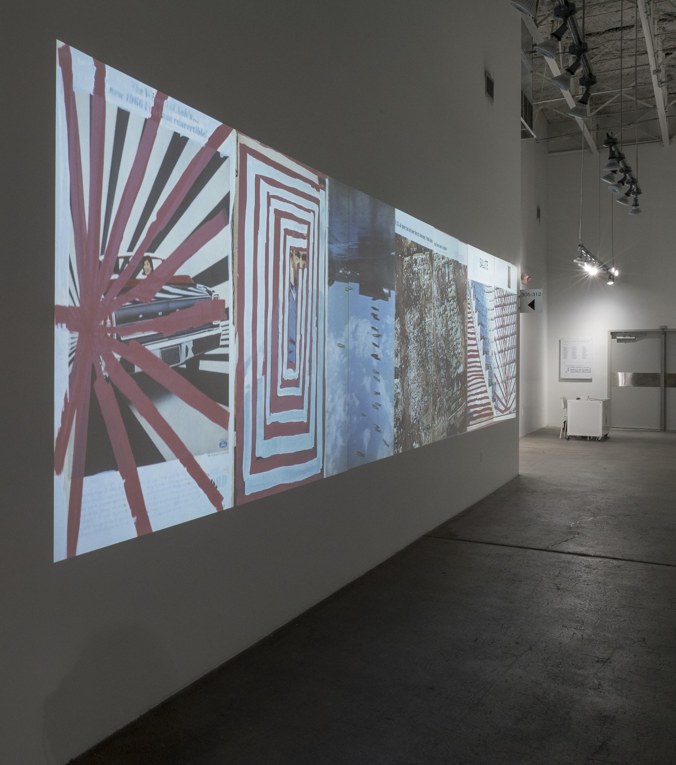 Drew Bacon's Life installation view
