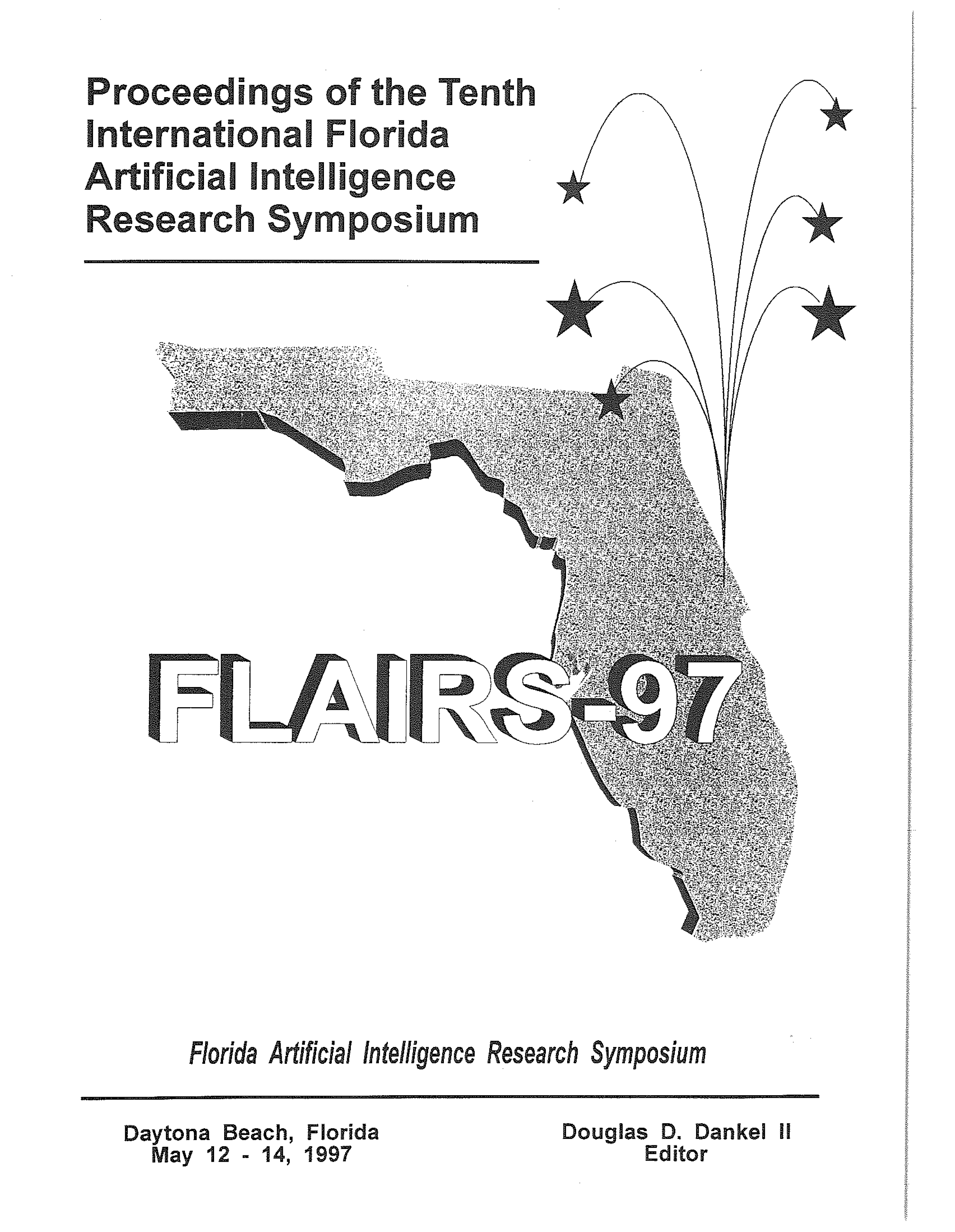Proceedings of FLAIRS-10, cover