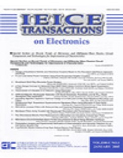 IEICE Transactions on Electronics