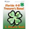 4-H Treasurer's Manual book cover.