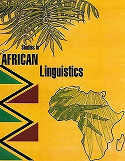 Studies in African Linguistics