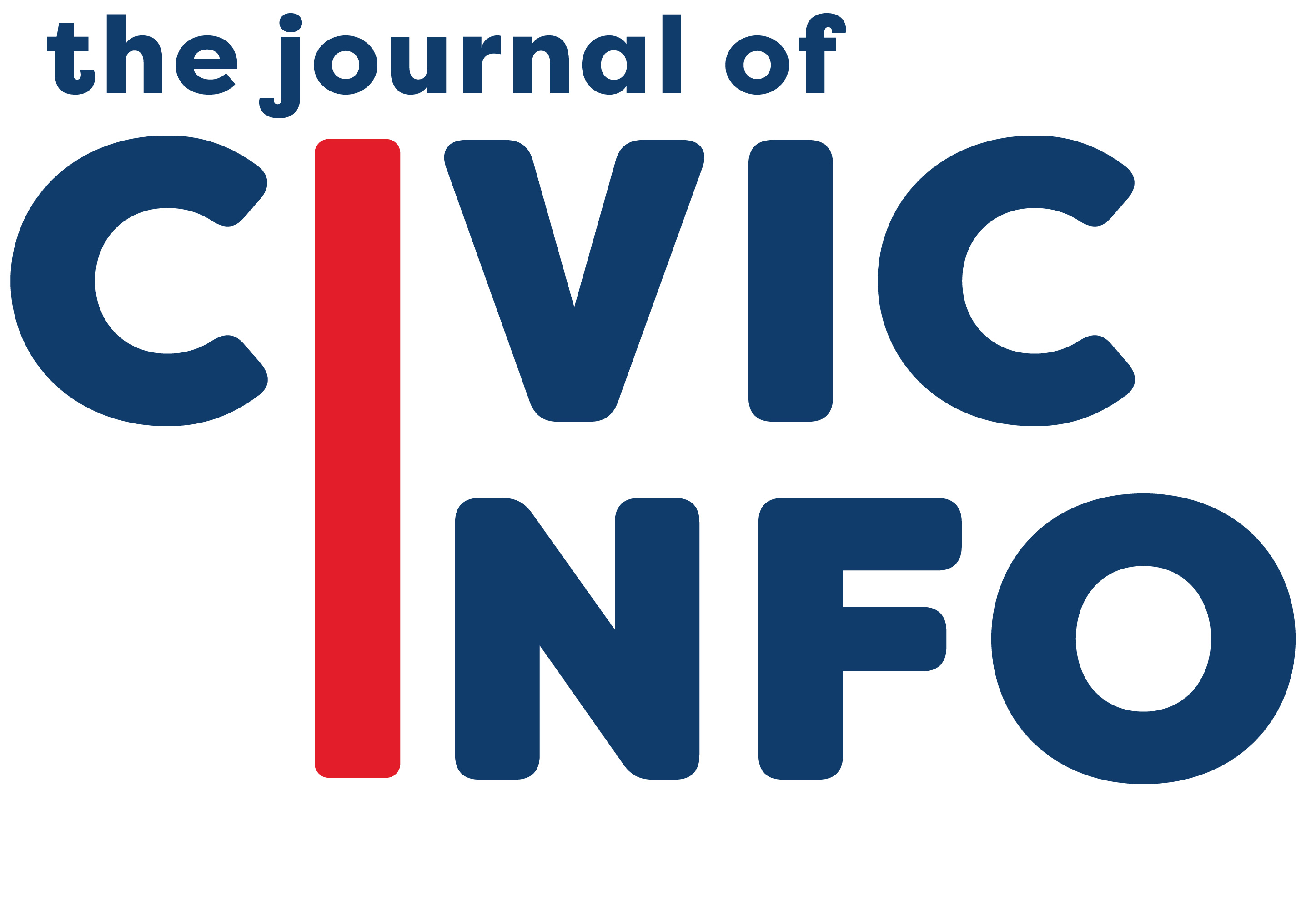 The Journal of Civic Information